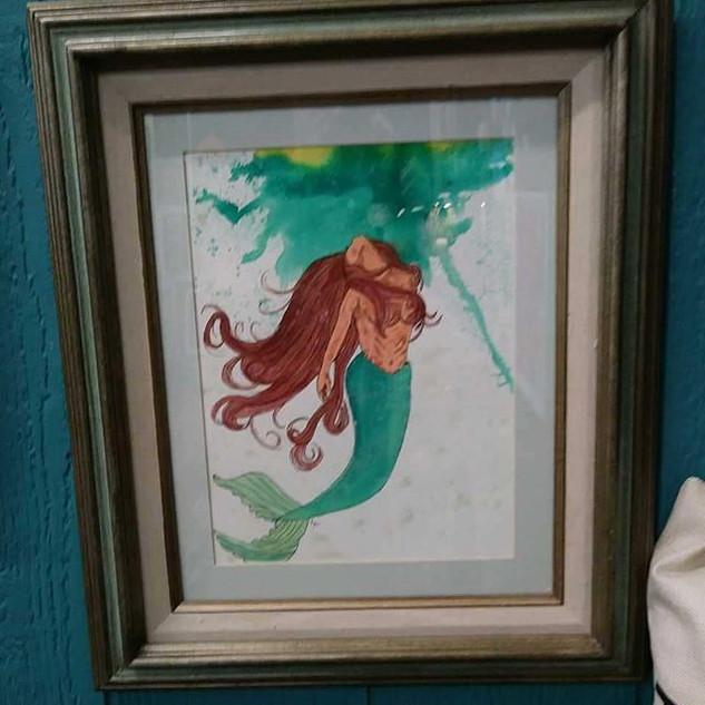 Mesmerizing Mermaid