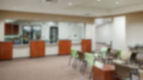 Lobby of Clinic