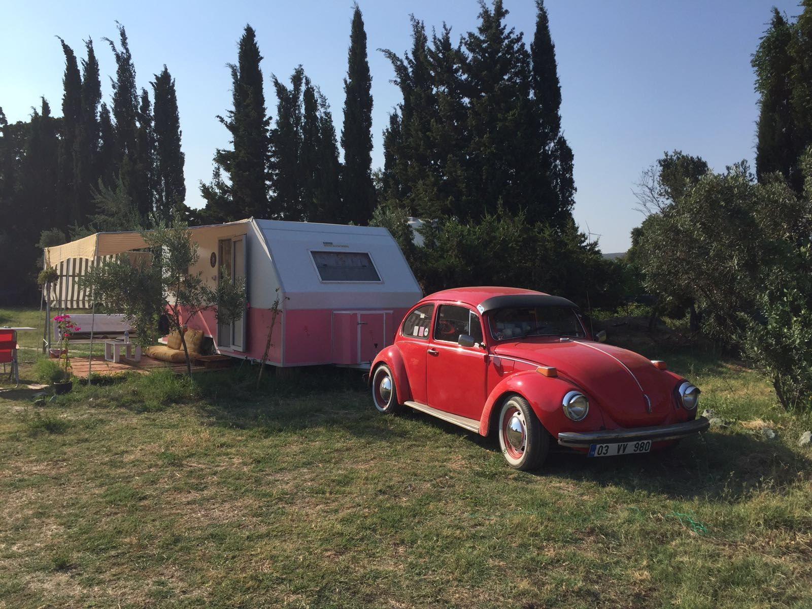 country karavan