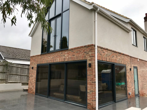 Double storey extension in Pembury, Tunbridge Wells