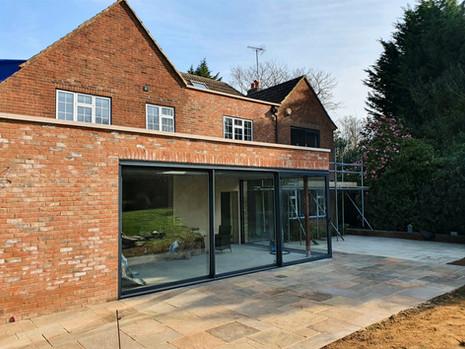 House extension in Sevenoaks