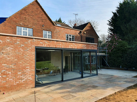 House extension in Sevenoaks