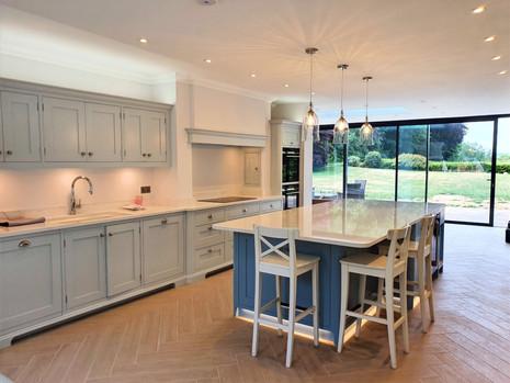 Building project in Sevenoaks