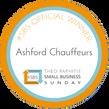 Ashford Chauffeurs #SBS Winner