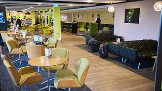 Stansted Airport Escape Lounge
