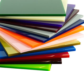 Colour Acrylic Sheets