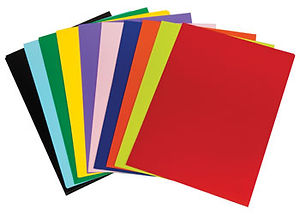 Card and Paper Sheets