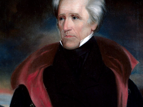 """""""One man with courage makes a majority."""" -Andrew Jackson"""