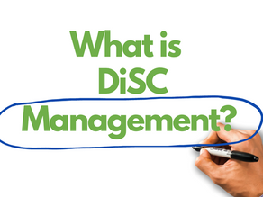 What is DiSC Management?