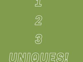 3 Uniques