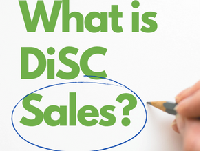 What is DiSC Sales?