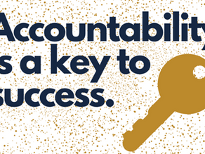 Accountability is the Key to Success