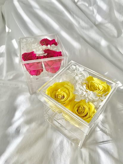Eternal 4- Classic Rose & Hydrangea Edition