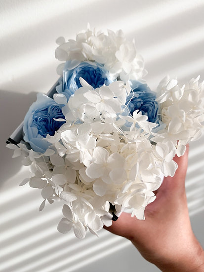 The Charming 4 - Austin Roses & Hydrangea Edition