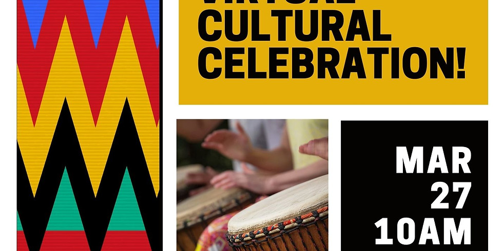 Virtual Cultural Celebration!
