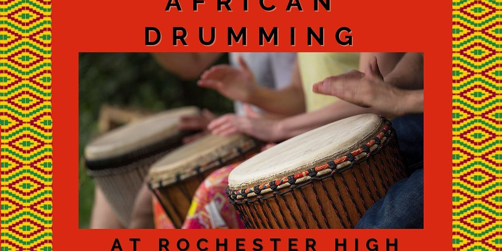 Multicultural Education: African Drumming