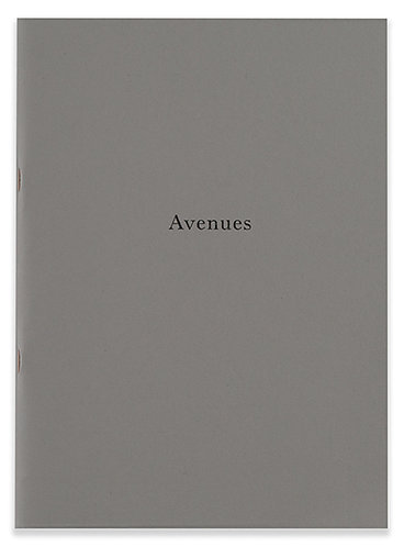 Jack Whitefield / Avenues