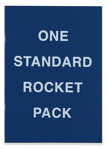 Jack Whitefield / One Standard Rocket Pack