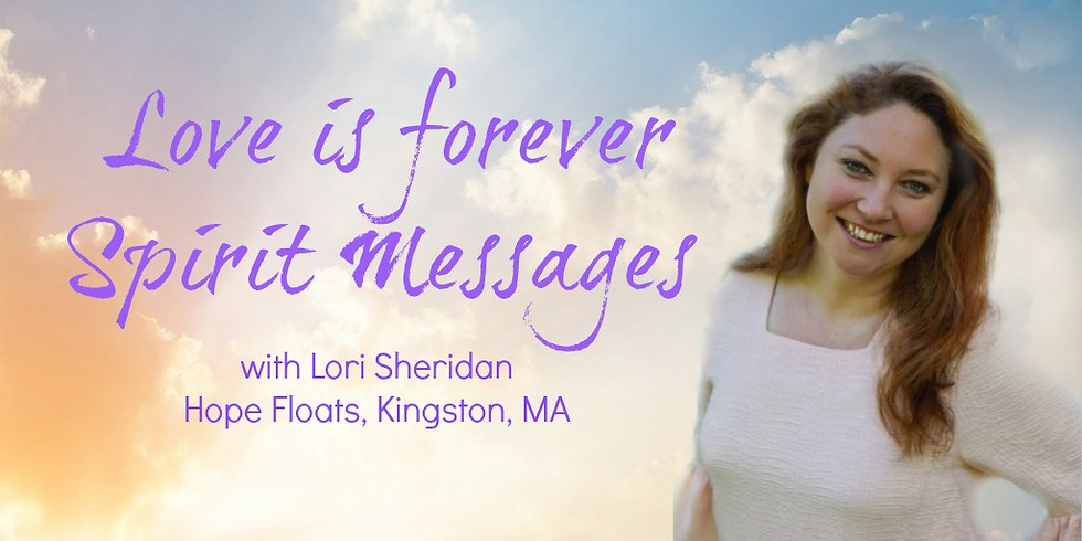 An Evening of Spirit Messages with Lori Sheridan
