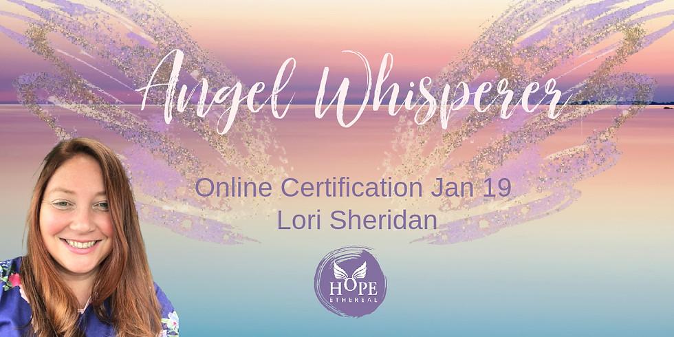 Angel Whisperer with Lori Sheridan | Online