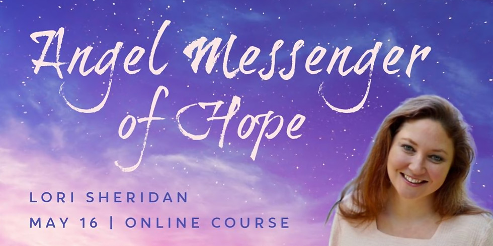 Angel Messenger of Hope Certification Online