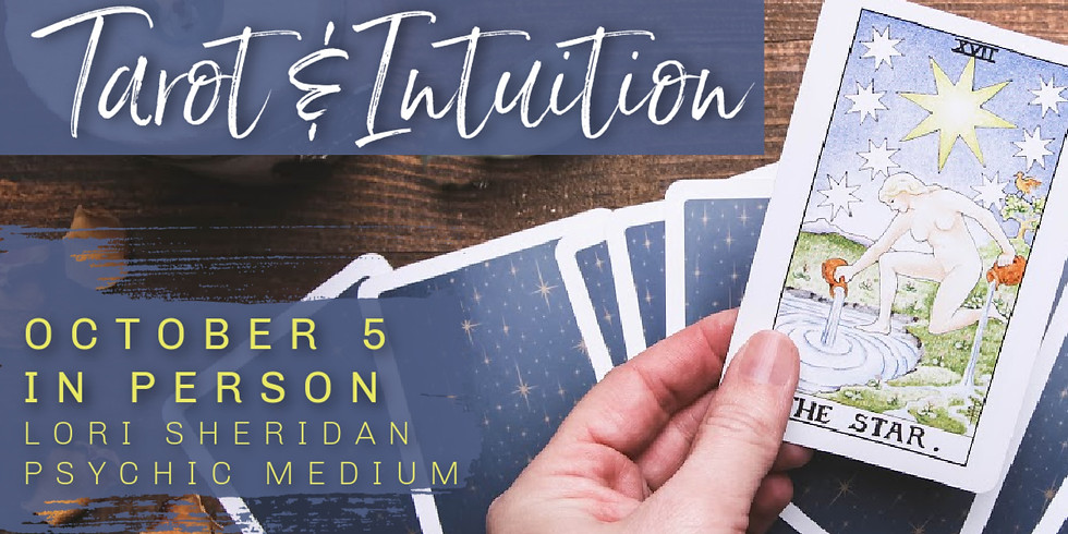 Tarot & Intuition | In Person