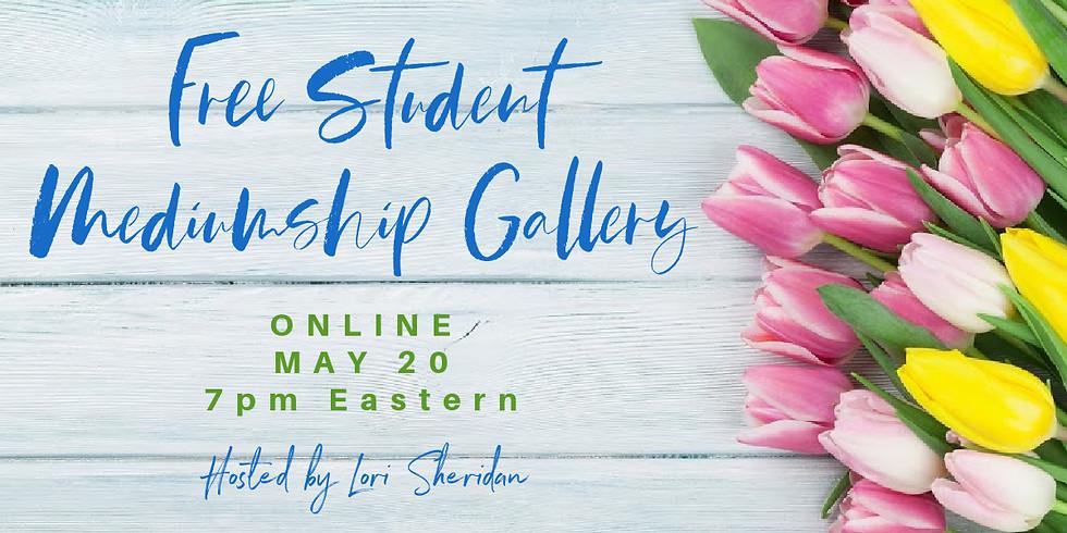 FREE Student Mediumship Gallery | Online