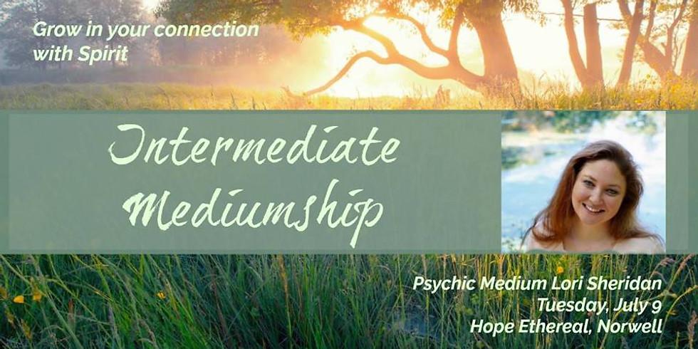 Intermediate Mediumship with Lori Sheridan