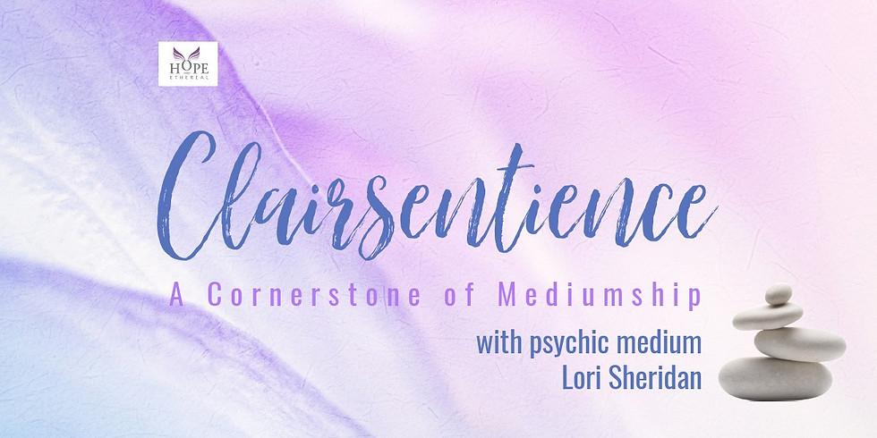Clairsentience with Lori Sheridan | Online