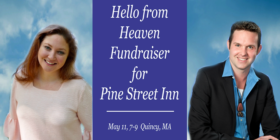 Hello from Heaven for Pine Street Inn with Lori Sheridan & Liam Galvin