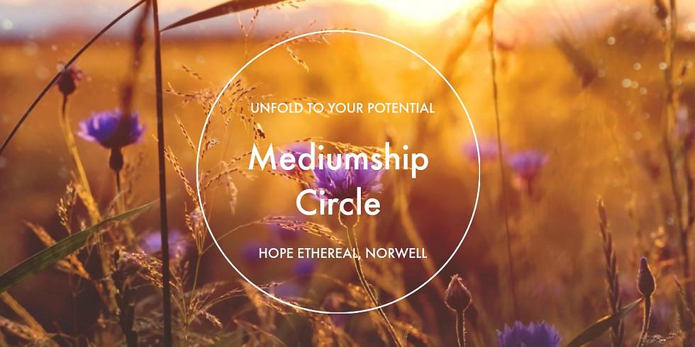 Mediumship Unfoldment Circle with Lori Sheridan