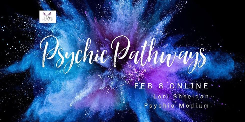 Psychic Pathways with Lori Sheridan | Online