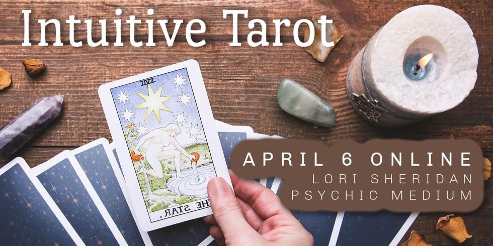 Intuitive Tarot with Lori Sheridan | Online