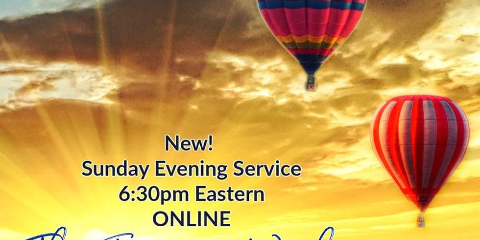 Serving Journey Within Spiritualist Church | Online