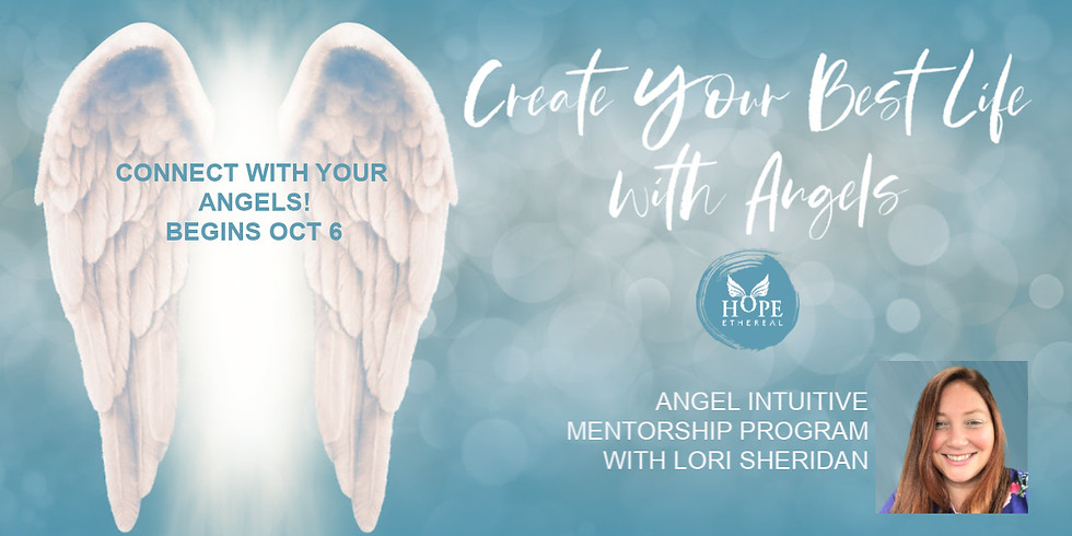 Create Your Best Life with Angels | Online