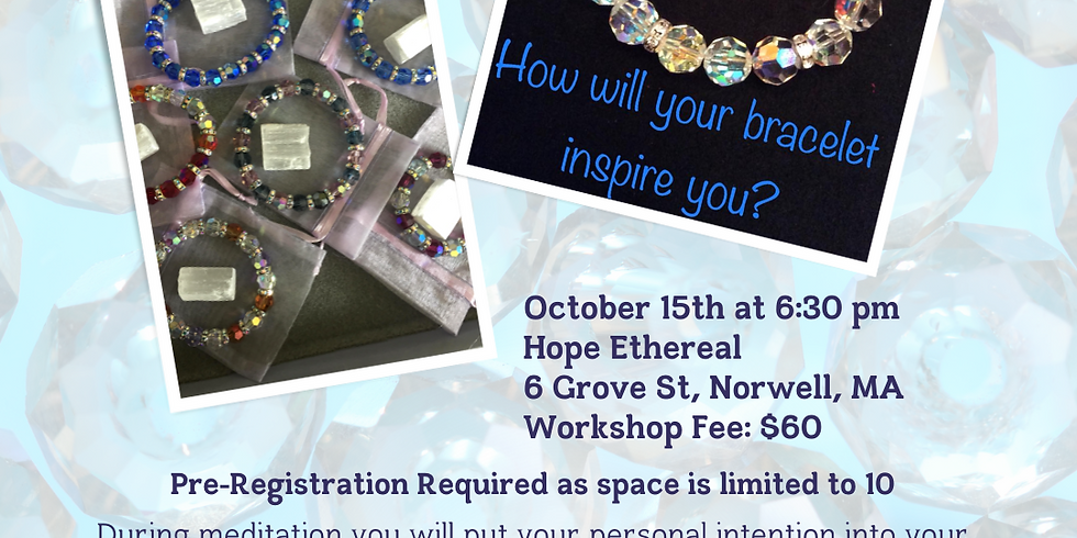 Create Your Own Inspirational Bracelet | Hope Ethereal