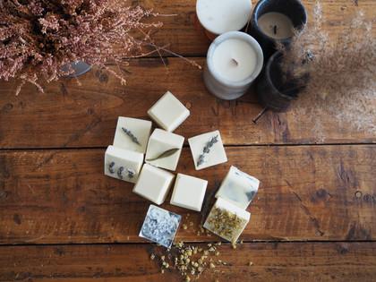 Cubic soap