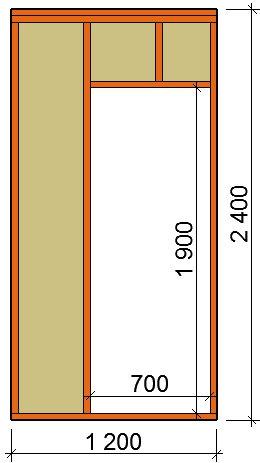 ПД-0.7 1,2х2,4