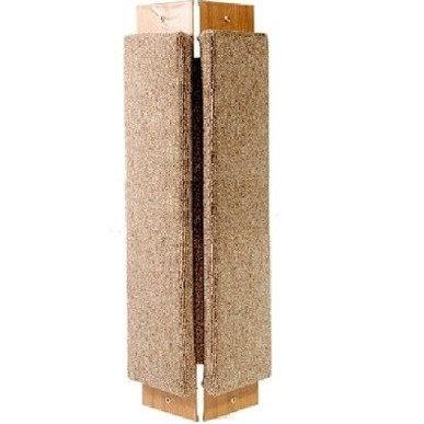 Когтеточка ковровая с пропиткой угловая