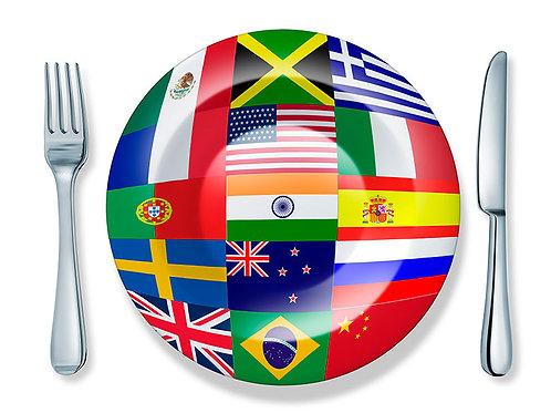 International Dinner - Adult