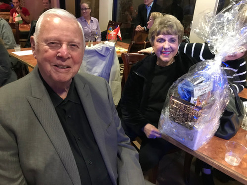 Fred and Barb Hansen