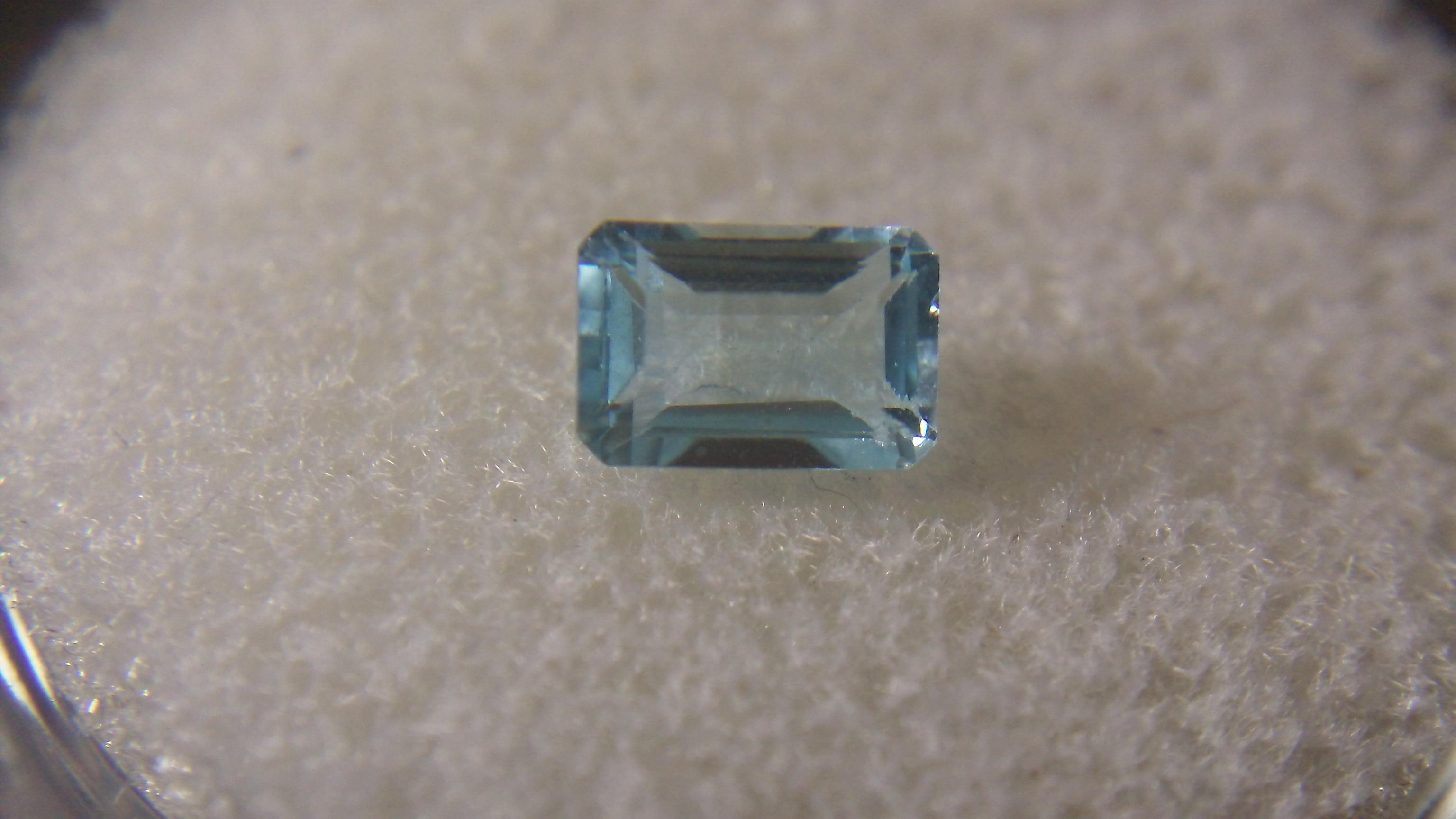 Virginia Aquamarine (Beryl)