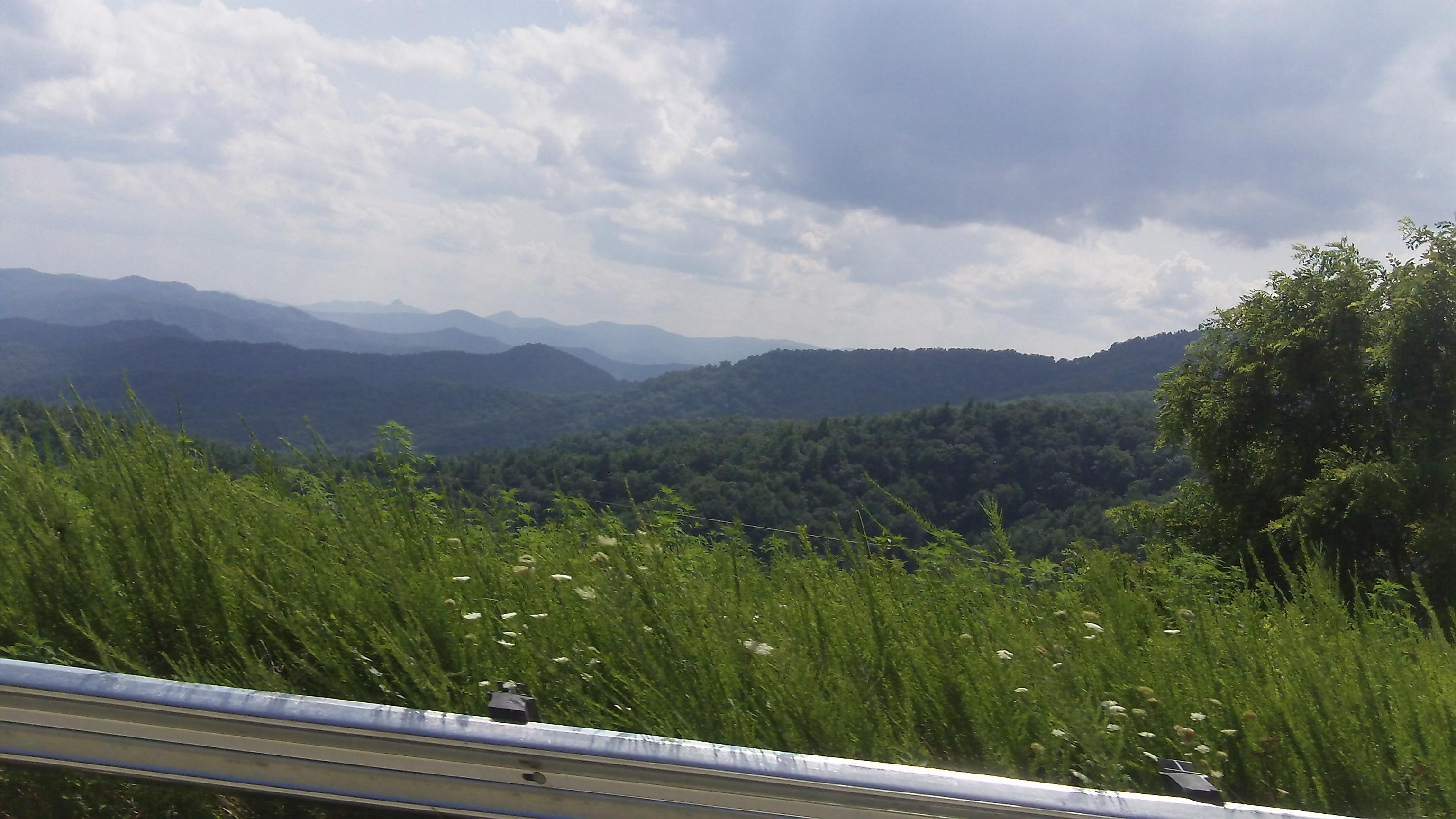 Beautiful Blue Ridge