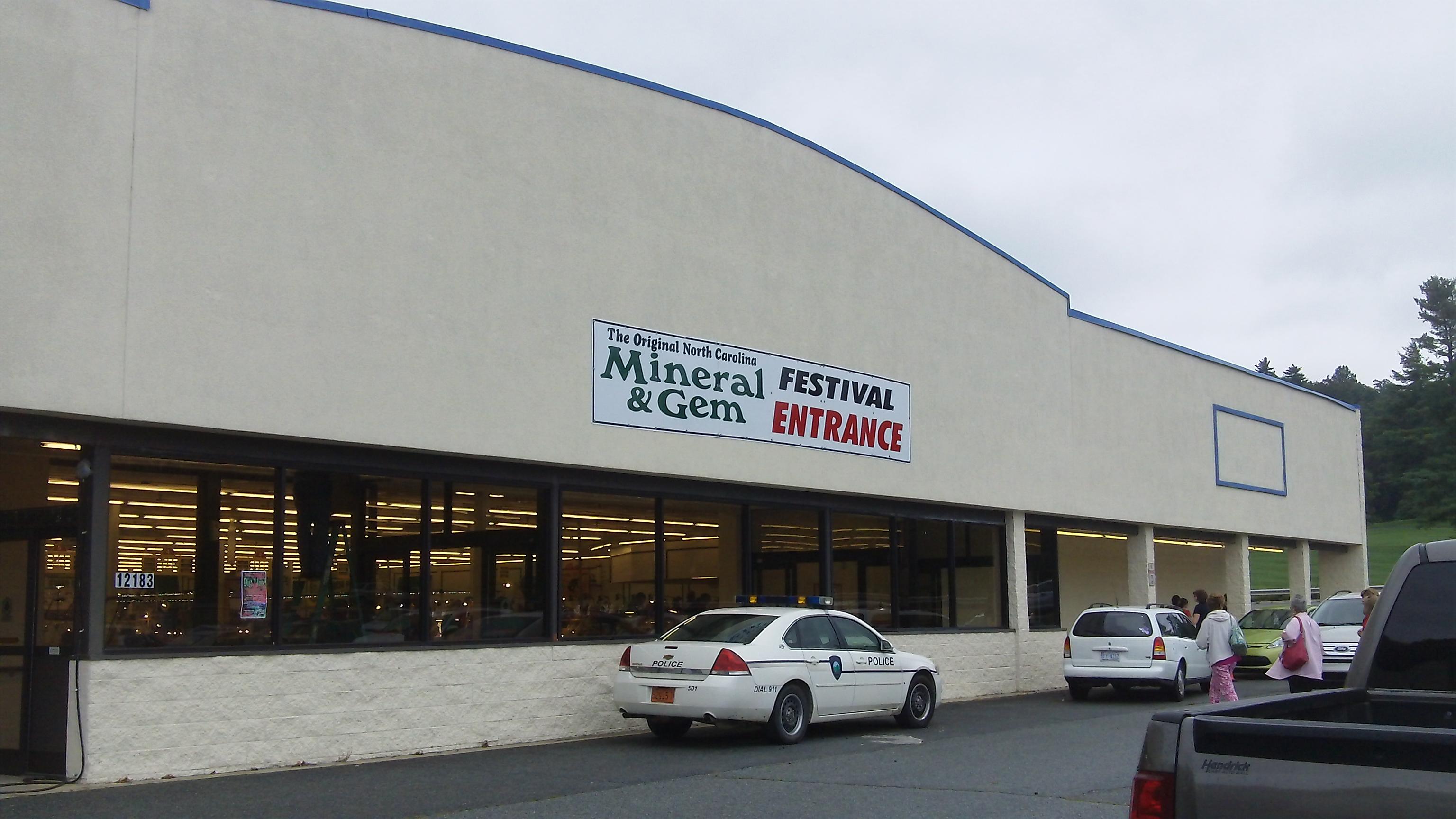 N.C. Mineral & Gem Festival