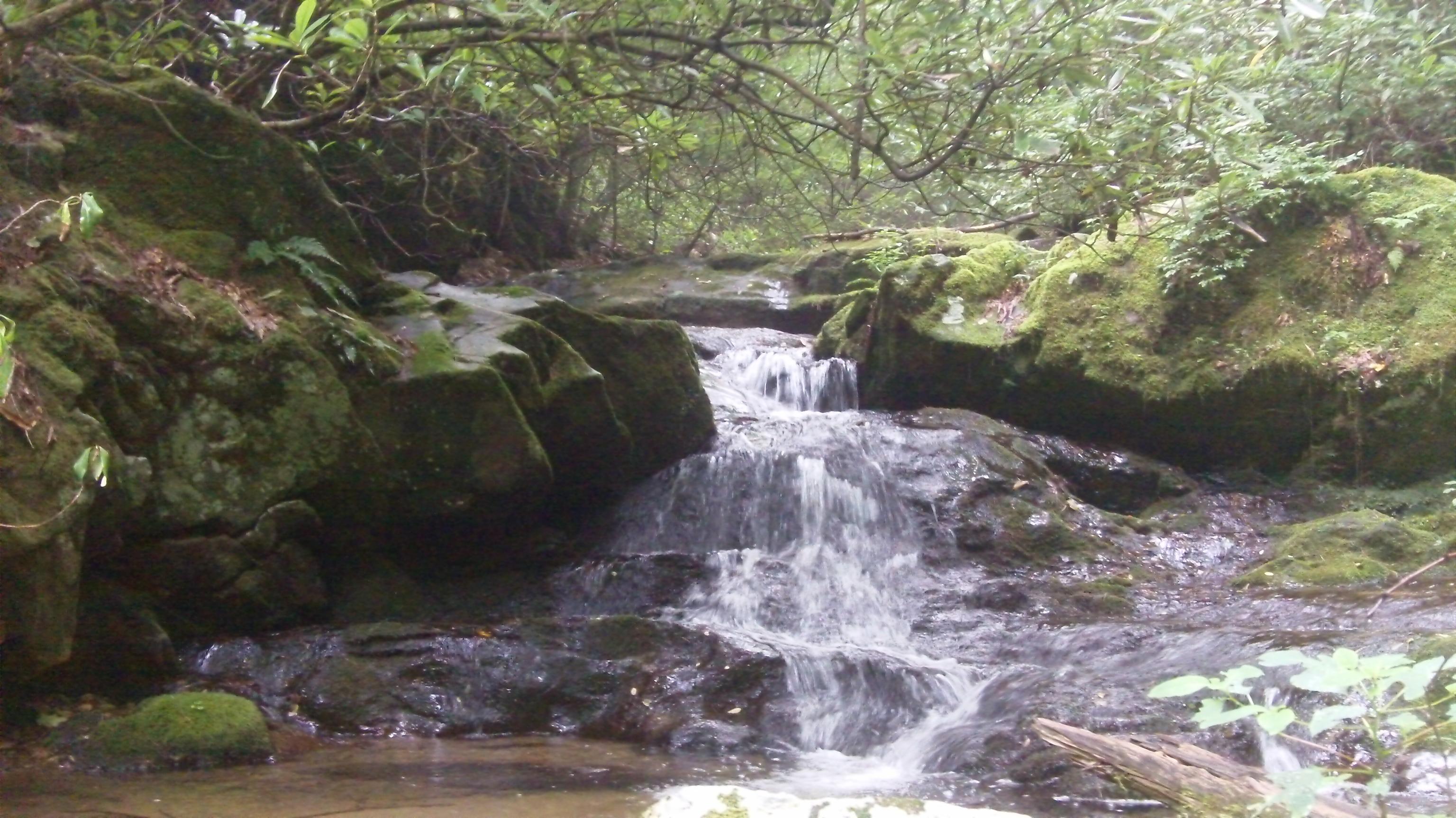 Waterfall - N.C.
