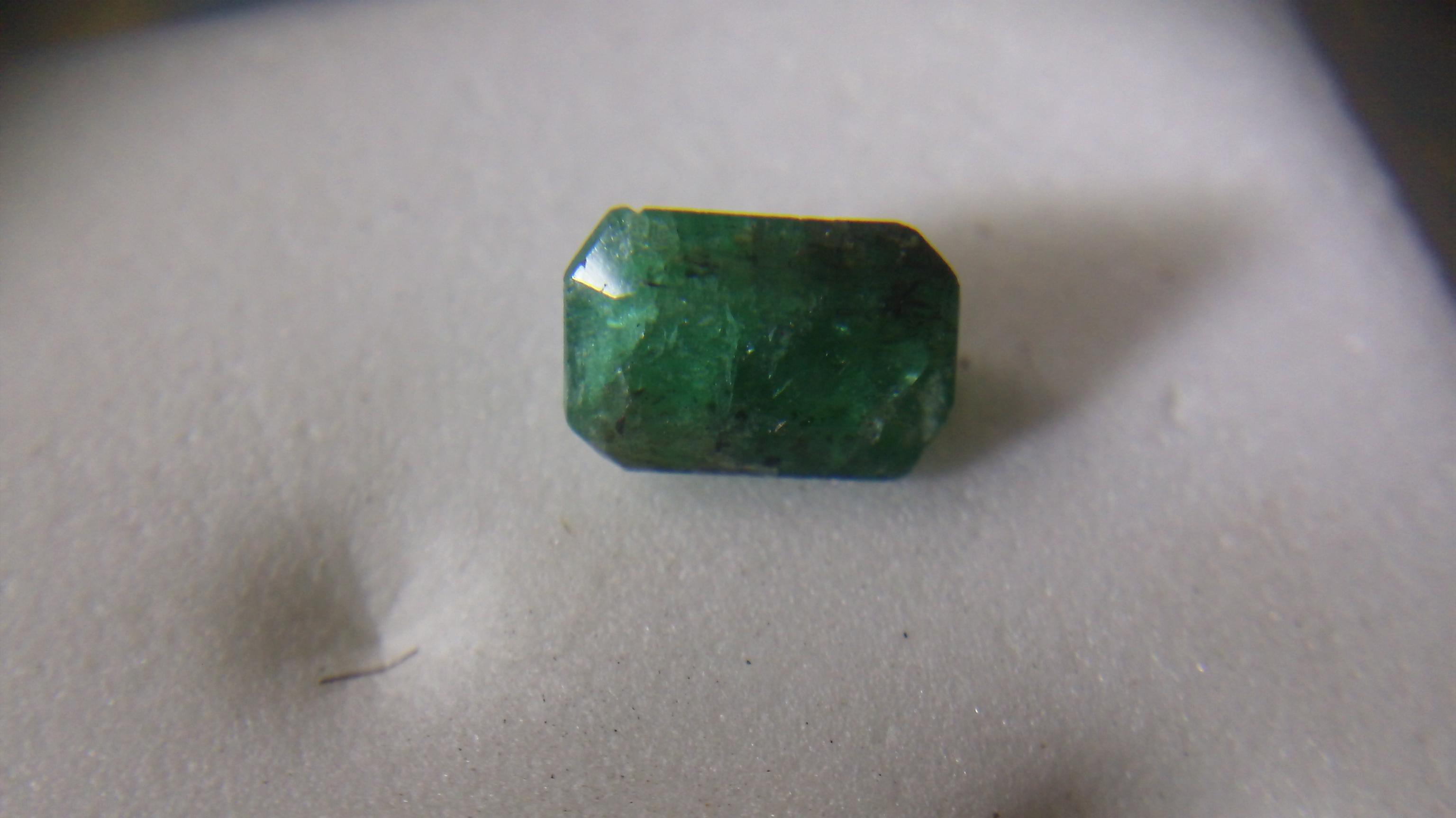 North Carolina Emerald (Beryl)