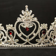The crown featured on PJ's newest recording and photo shoot.