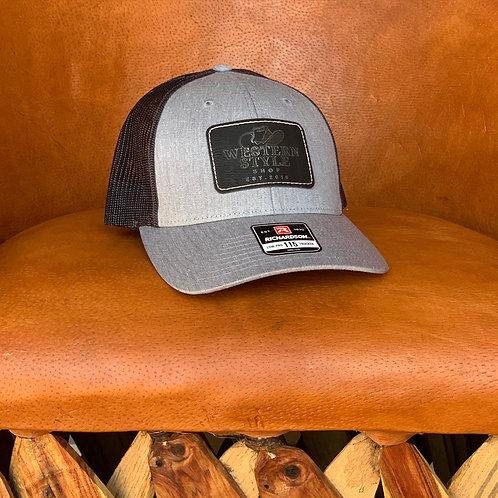 Westernstyle Cap - Grey