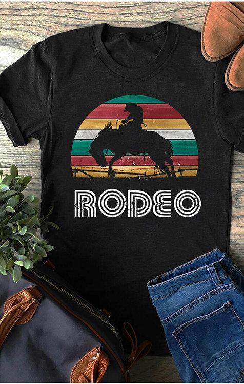 Rainbow Cowboy Rodeo