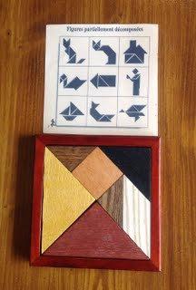 Tangram - 1 ou 2 joueurs